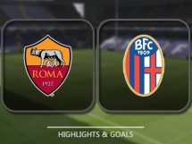 AS Roma 3:0 Bologna