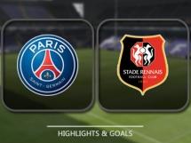 PSG 4:0 Stade Rennes