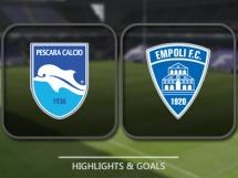 Pescara 0:4 Empoli