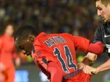 PSG - Inter Mediolan 1:0