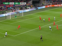 Holandia 1:1 Belgia