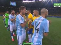 Brazylia 3:0 Argentyna