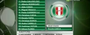Paragwaj 1:4 Peru