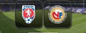Czechy 2:1 Norwegia