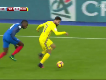 Francja 2:1 Szwecja