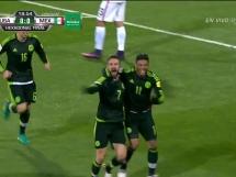 USA 1:2 Meksyk