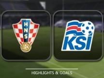 Chorwacja 2:0 Islandia