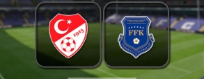 Turcja 2:0 Kosowo