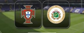 Portugalia 4:1 Łotwa