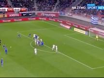 Grecja 1:1 Białoruś