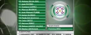Boliwia 1:0 Paragwaj