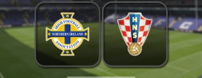 Irlandia Północna 0:3 Chorwacja