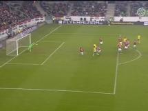 Węgry 0:2 Szwecja