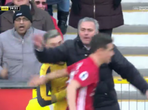 Manchester United 1:1 Arsenal Londyn