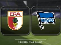 Augsburg 0:0 Hertha Berlin
