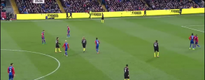 Crystal Palace 1:2 Manchester City
