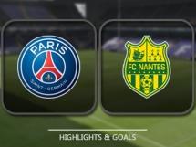 PSG 2:0 FC Nantes