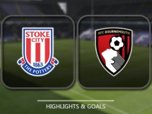 Stoke City 0:1 AFC Bournemouth