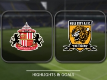 Sunderland 3:0 Hull City