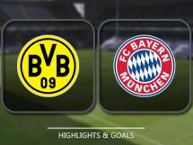Borussia Dortmund 1:0 Bayern Monachium