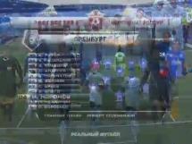 Orenburg 1:1 Lokomotiw Moskwa