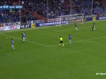 Sampdoria 3:2 Sassuolo
