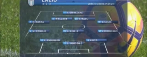 Lazio Rzym 3:1 Genoa