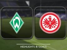 Werder Brema 1:2 Eintracht Frankfurt