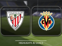 Athletic Bilbao 1:0 Villarreal CF