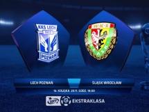 Lech Poznań 3:0 Śląsk Wrocław