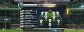 Terek Grozny 0:0 Tom Tomsk