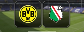 Borussia Dortmund 8:4 Legia Warszawa