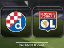 Dinamo Zagrzeb 0:1 Olympique Lyon