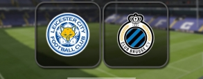 Leicester City 2:1 Club Brugge
