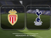 AS Monaco 2:1 Tottenham Hotspur