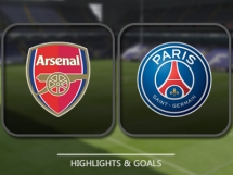 Arsenal Londyn 2:2 PSG