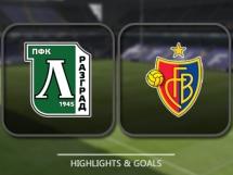 Ludogorets 0:0 FC Basel
