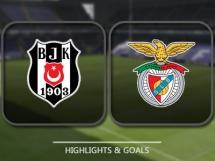 Besiktas Stambuł 3:3 Benfica Lizbona