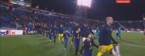 Zenit St. Petersburg 2:0 Maccabi Tel Awiw