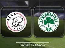 Ajax Amsterdam 2:0 Panathinaikos Ateny