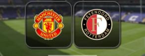 Manchester United 4:0 Feyenoord