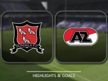 Dundalk 0:1 AZ Alkmaar