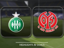 Saint Etienne 0:0 FSV Mainz 05