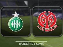 Saint Etienne 0:0 FSV Mainz 05