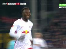 Freiburg 1:4 RB Lipsk