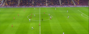 Galatasaray SK 3:1 Bursaspor