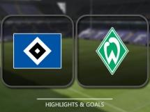 Hamburger SV 2:2 Werder Brema