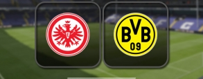 Eintracht Frankfurt 2:1 Borussia Dortmund