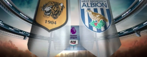 Hull City - West Bromwich Albion