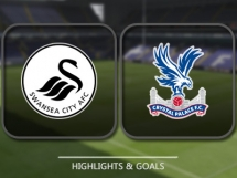 Swansea City 5:4 Crystal Palace